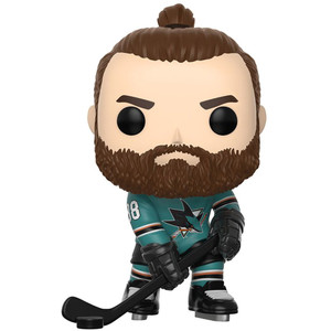 Bret Burns [San Jose Sharks]: Funko POP! Hockey x NHL Vinyl Figure [#012]