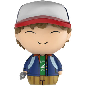 Dustin: Funko Dorbz x Stranger Things Vinyl Figure [#389]