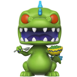 Reptar (f.y.e. Exclusive): Funko POP! Animation x Nickelodeon Rugrats Vinyl Figure [#227]