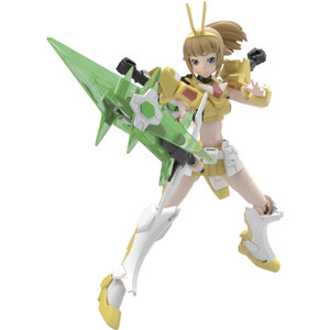 WF-01  Winning Fumina: High Grade Gundam Build Fighters - Battlogue 1/144 Model Kit (HGBF #062)