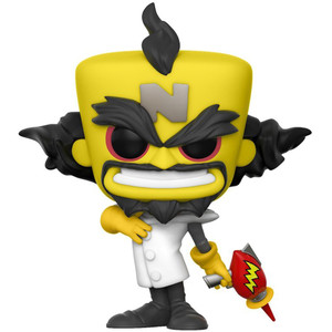 Dr. Neo Cortex: Funko POP! Games x Crash Bandicoot Vinyl Figure [#276]