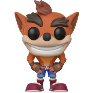 Crash Bandicoot: Funko POP! Games x Crash Bandicoot Vinyl Figure [#273]