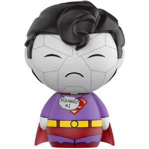 "Superman to Bizarro (Toys ""R"" Us Exclusive): Funko Dorbz x DC Universe Vinyl Figure [#407 / 21721]"