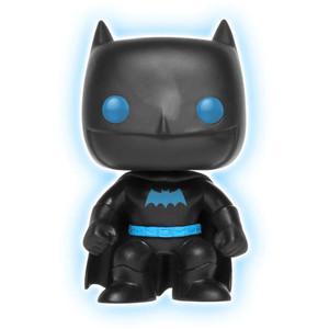 Batman [Silhouette Glow-in-Dark] (EE Exclusive): Funko POP! Heroes x DC Universe Vinyl Figure [#001]