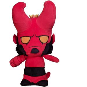 Hellboy [w/ horns]: Funko Hero Plushies x Hellboy Plush