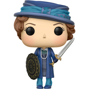 Etta Candy [w/ Sword & Shield]: Funko POP! Heroes x Wonder Woman Vinyl Figure [#228]