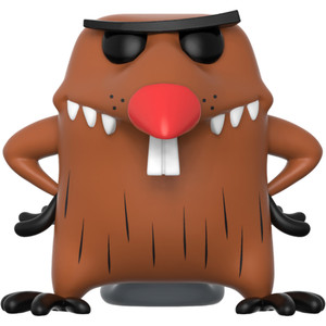 Dagget: Funko POP! Animation x Nickelodeon The Angry Beavers Vinyl Figure [#323]
