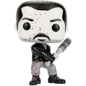 "Negan (Toys ""R"" Us Exclusive): Funko POP! TV x Walking Dead Vinyl Figure [#390 / 22498]"