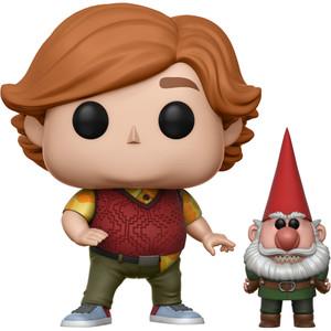 Toby w/ Gnome: Funko POP! TV x Trollhunters Vinyl Figure [#467]