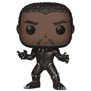Black Panther: Funko POP! Marvel x Black Panther Vinyl Figure [#273]
