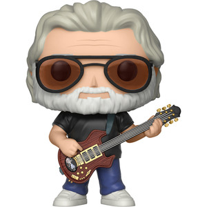Jerry Garcia: Funko POP! Rocks Vinyl Figure [#061]