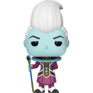 Whis: Funko POP! Animation x DragonBall Super Vinyl Figure [#317]