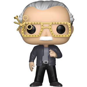 Stan Lee (Walmart Exclusive): Funko POP! Marvel x Guardians of the Galaxy Vinyl Figure [#281]