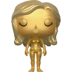 Golden Girl [Goldfinger]: Funko POP! Movies x James Bond Vinyl Figure [#519]