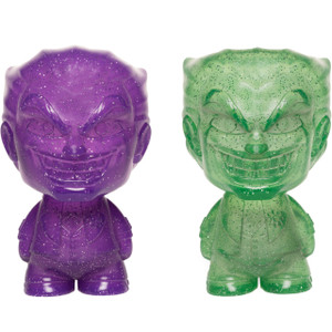 The Joker [Purple & Green]: Funko Hikari XS x Batman Vinyl Figure
