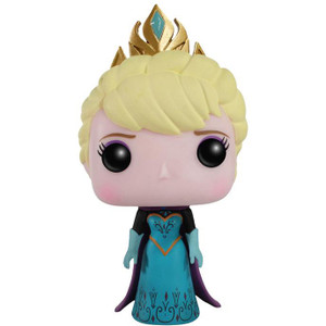 Coronation Elsa: Funko POP! x Disney Vinyl Figure