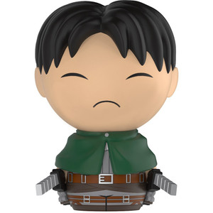 Captain Levi (5000pcs Only): Funko Dorbz x Attack on Titan Vinyl Figure [#385]
