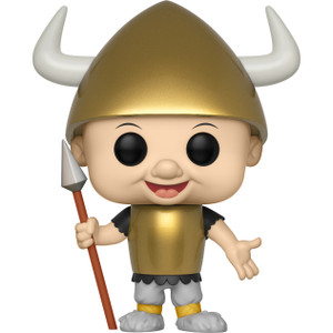 Elmer Fudd [Viking]: Funko POP! Animation x Looney Tunes Vinyl Figure [#310]