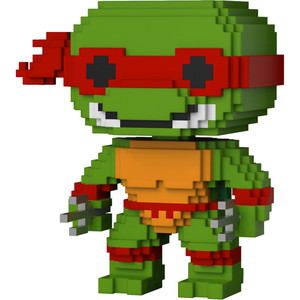 Raphael: Funko POP! 8-bit x Teenage Mutant Ninja Turtles Vinyl Figure [#006]