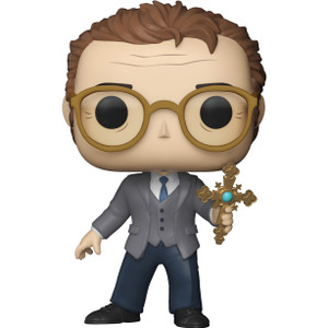 Giles: Funko POP! TV x Buffy the Vampire Slayer Vinyl Figure [#596 / 25199]