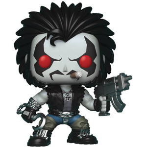 Lobo (PX Exclusive): Funko POP! Heroes x DC Super Heroes Vinyl Figure [#231]