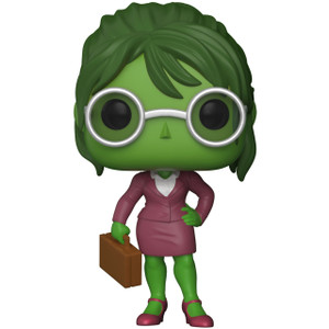 She-Hulk [Lawyer] (2018 Spring Con Exclusive): Funko POP! Marvel Vinyl Figure