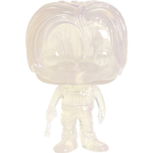 Parzival [Clear] (Hot Topic Exclusive): Funko POP! Movies x Ready Player One Vinyl Figure [#496]