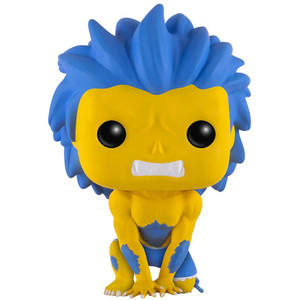 Blanka (ThinkGeek Exclusive): Funko POP! Games x Street Fighter Vinyl Figure [#140]