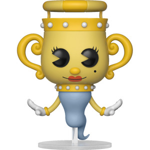 Legendary Chalice: Funko POP! Games x Cuphead Figure [#314]