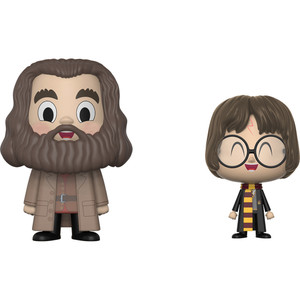 Rubeus Hagrid & Harry Potter: Funko Vynl. x Harry Potter Vinyl Figure Set