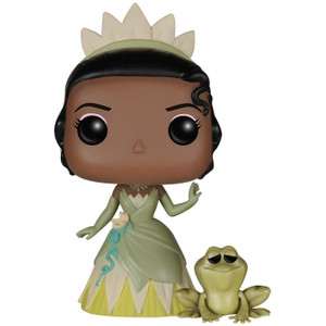 Princess Tiana & Naveen: Funko POP! x Disney Vinyl Figure
