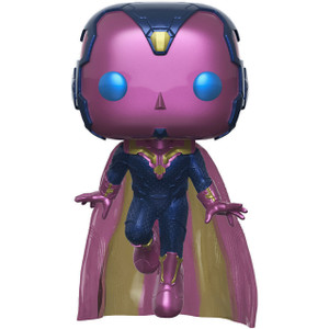 Vision (Hot Topic Exclusive): Funko POP! Marvel x Avengers - Infinity War Vinyl Figure [#307 / 29546]