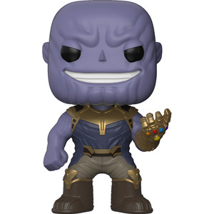 Thanos: Funko POP! Marvel x Avengers - Infinity War Vinyl Figure [#289 / 26467]