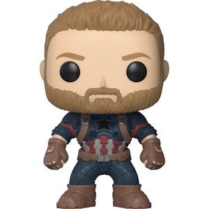 Captain America: Funko POP! Marvel x Avengers - Infinity War Vinyl Figure [#288 / 26466]