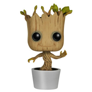 Dancing Groot: Funko POP! x Guardians of the Galaxy Vinyl Figure