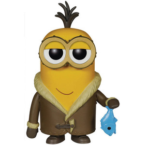 Bored Silly Kevin: Funko POP! Movies x Minions Vinyl Figure [#166 / 05108]