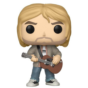 Kurt Cobain (f.y.e. Exclusive): Funko POP! Rocks Vinyl Figure [#067 / 26090]
