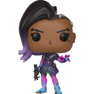 Sombra: Funko POP! Games x Overwatch Vinyl Figure [#307 / 29051]