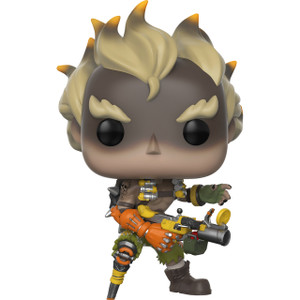 Junkrat: Funko POP! Games x Overwatch Vinyl Figure [#308 / 29045]