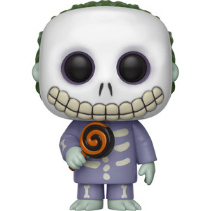 Barrel: Funko POP! Disney x The Nightmare Before Christmas Vinyl Figure [#408 / 29385]