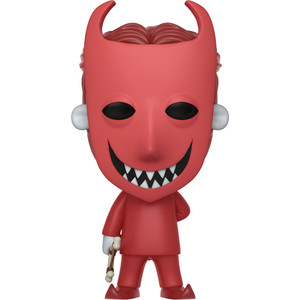 Lock: Funko POP! Disney x The Nightmare Before Christmas Vinyl Figure [#406 / 29383]