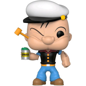 Popeye (Specialty Series): Funko POP! Animation x Popeye Vinyl Figure [#369 / 30180]