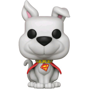 Krypto the Superdog (Specialty Series): Funko POP! Heroes x Krypto the Superdog Vinyl Figure [#235 / 30369]
