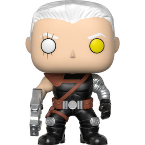 Cable: Funko POP! Marvel x Deadpool Vinyl Figure [#314 / 30862]