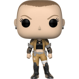 Negasonic Teenage Warhead: Funko POP! Marvel x X-Men Vinyl Figure [#317 / 30857]