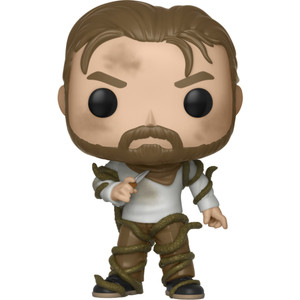 Hopper w/ Vines: Funko POP! TV x Stranger Things Vinyl Figure [#641 / 31022]