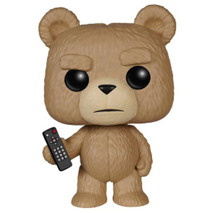Ted (With Remote): Funko POP! Movies x Ted 2 Vinyl Figure