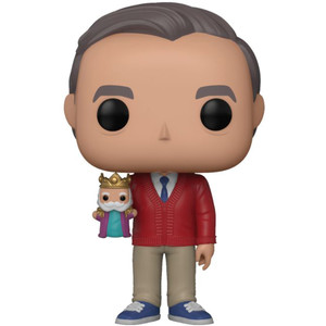 Mister Rogers (B&N Exclusive): Funko POP! x Mister Rogers' Neighborhood Vinyl Figure [#635 / 30320]
