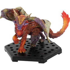 "Teostra [Enraged]: ~3.3"" Monster Hunter x Capcom Figure Builder Standard Model Plus ~Rage Mode~ Mini Figure ~Vol.2~ (08624F)"