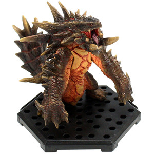 "Akantor [Enraged]: ~3.4"" Monster Hunter x Capcom Figure Builder Standard Model Plus ~Rage Mode Ver. Kai~ Mini Figure (08000F)"